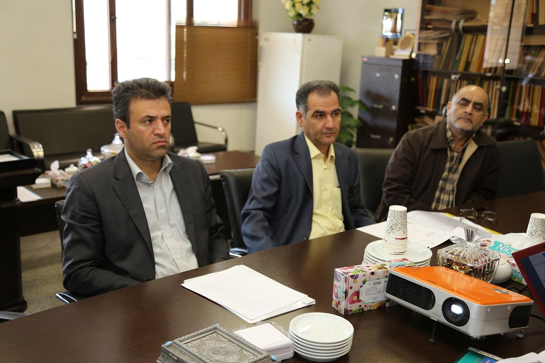 اجرای طرح اتصال کدپستی به نقشههای آماری و تهیه فایل آدرس استان گلستان