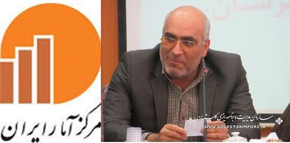امیدعلی پارسا،پانزدهمین رئیس مرکز آمار ایران