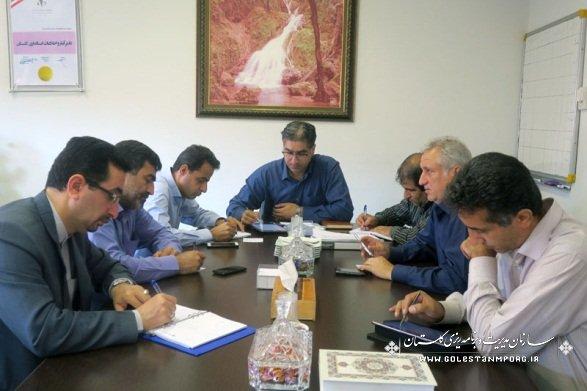 به گزارش روابط عمومی سازمان برنامه و بودجه، سومین جلسه هماهنگی کمیتههای اجرایی ستاد سرشماری عمومی نفوس و مسکن 1395 استان گلستان برگزار گردید.
