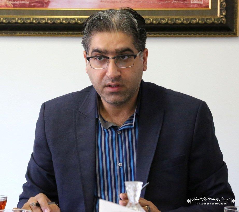 برگزاری چهارمین جلسه هماهنگی کمیتههای اجرایی ستاد سرشماری عمومی نفوس و مسکن 1395 استان گلستان