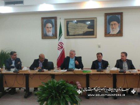 ارائه خلاصه نتایج سرشماری در اولین جلسه شورای راهبردی جمعیت استان