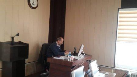 برگزاری دوره آموزشی تهیه گزارشهای آماری و دیداری سازی با استفاده از نرم افزار Tableau