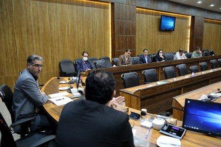 برگزاری نشست تخصصی و هماندیشی بین معاونتهای آمار و اطلاعات  و برنامه ریزی و بودجه سازمان