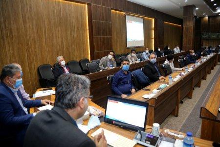 برگزاری اولین جلسه گروه کاری کاربران نقشه و اطلاعات مکانی و شورای راهبردی زیرساخت دادههای مکانی (SDI) استان