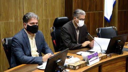 اولین جلسه کمیته دیدهبانی سلامت استان